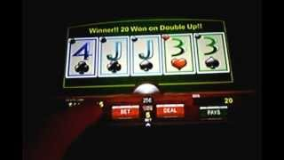 Joker's Crown Video Poker YouTube video