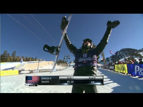 White Clinches Slopestyle Olympic Spot – U.S. Snowboarding