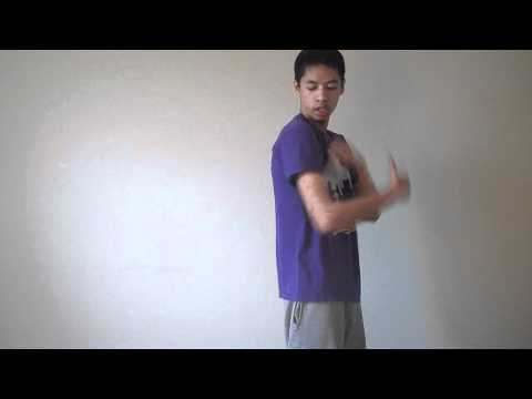 Popping Tutorial:  Upper Body Hitting