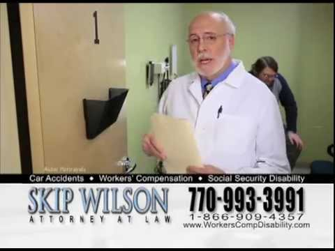 Atlanta Workers Comp Attorney | 770-993-3991 | Workers Compensation Lawyer Atlanta, GA