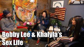 Theo Von Grills Bobby Lee & Khalyla on Their Sex Life & Relationship