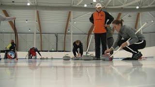 Curlingclub wil afdeling in Leeuwarden