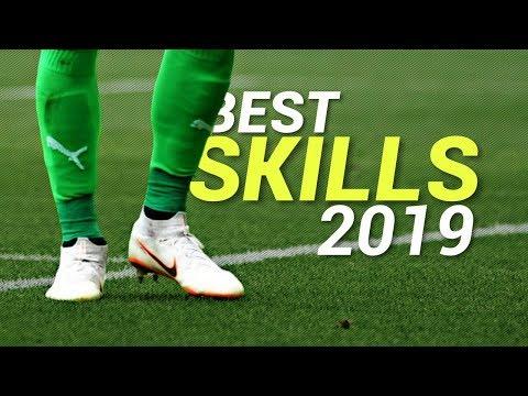 Crazy Football Skills 2019 - Skill Mix #4 | HD - Thời lượng: 10 phút.