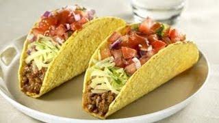 Cooking Series #1: Beef Tacos
