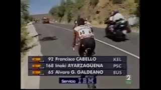 Saint-Laurent-de-la-Cabre France  city pictures gallery : Vuelta a España 1995 - 12 Sierra Nevada Dietz