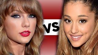Taylor Swift VS Ariana Grande – Mejor álbum del 2014
