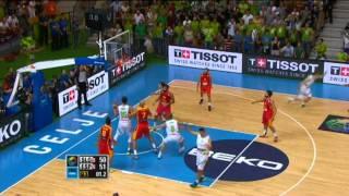 Play of the Game Z.Dragic SLO-ESP EuroBasket 2013
