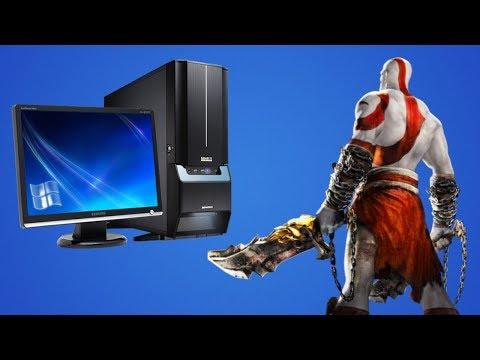 Настройка эмулятора PlayStation 2 - PCSX2. Как поиграть в God of War на ПК.