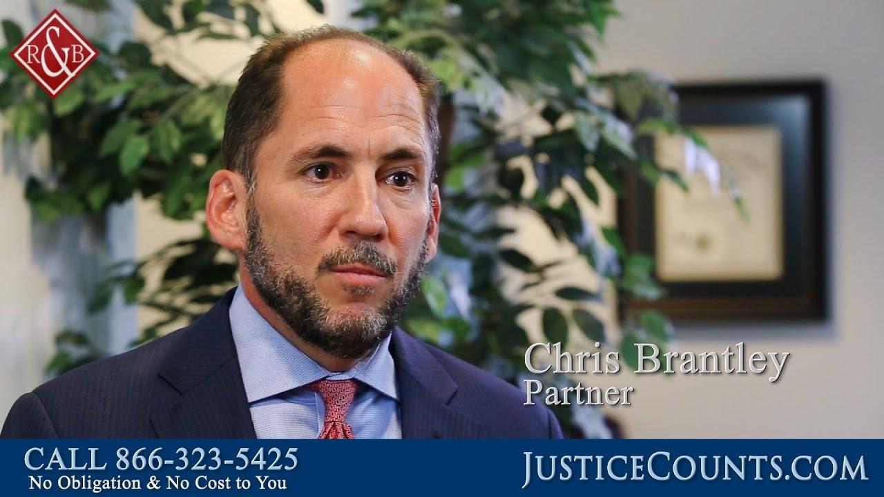 Meet North Carolina Workers' Comp Attorney Chris Brantley