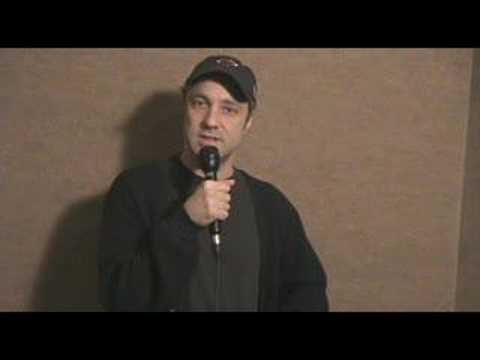 Nick Griffin in the Comedy Spotlight