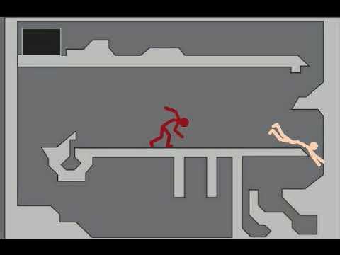 Паркур и убийство в рисуем мультфильмы 2