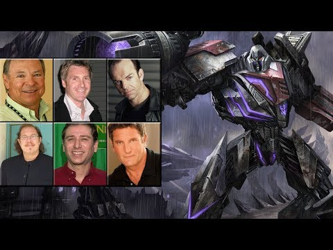 megatron - Which voice actor do you think has the best Megatron voice? Playlist: http://bit.ly/1iXk415.