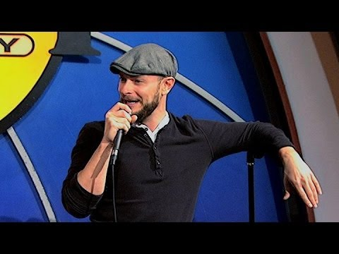 Mike Stanley - Jury Duty (Stand Up Comedy)