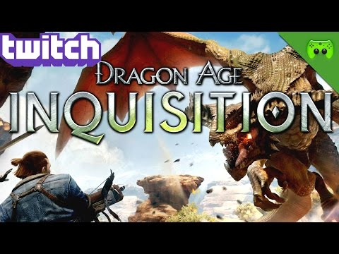 PietStream mit Chris und Dragon Age: Inquisition 1/2 | Live-Mitschnitt HD