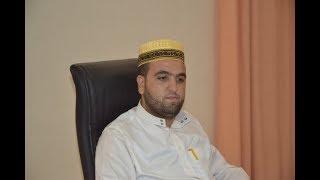 أيات بينات للقارئ ياسين احميداي إمام مسجد مولاي الحسن الثاني