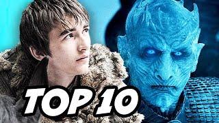 Game Of Thrones Season 7 Episode 2, TOP 10 Q&A. Jon Snow and Daenerys, Bran Stark, Arya Stark Littlefinger Theory, Game...