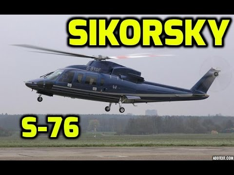 Sikorsky S-76: Take-off and Landing...