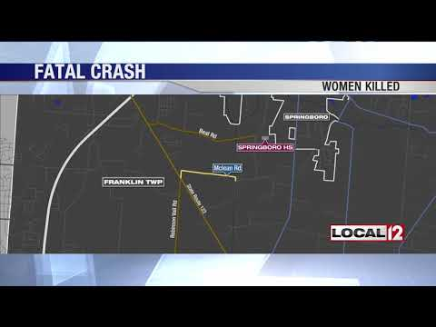 Woman killed in Warren County crash