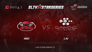 LAI vs IMG.cn, game 1