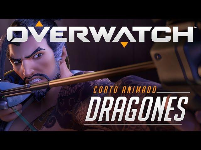 Corto animado de Overwatch: Dragones (ES)