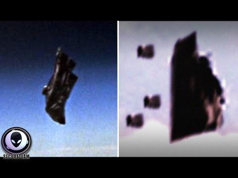 Американцы установили контакт с инопланетным «Черным принцем».