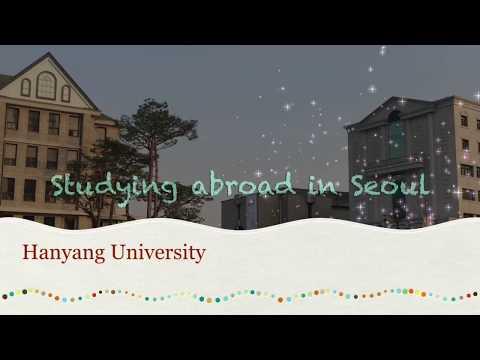 Experience on exchange in Hanyang University