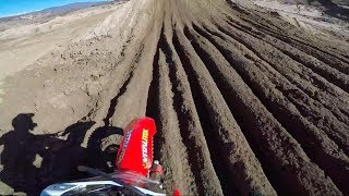 6. 2019 Honda CRF250 - First Laps - Cahuilla MX