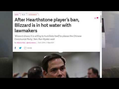 Blizzard's demise?? Disinterest in democracy and free-speech