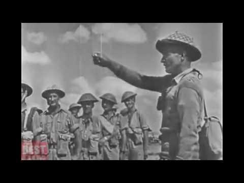 """Mis Videos. """"La Batalla de Creta (1941)"""". Mala planificación."""