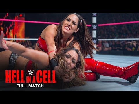FULL MATCH - Brie Bella vs. Nikki Bella: WWE Hell in a Cell 2014