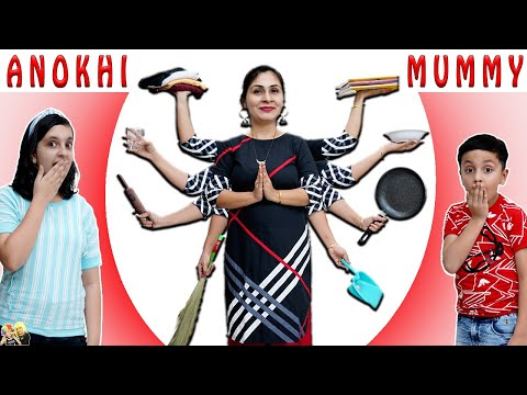 ANOKHI MUMMY | Mother's Day Special | Types of Mummy | Aayu and Pihu Show