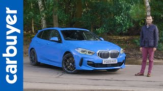 BMW 1 Series hatchback 2020 in-depth review - Carbuyer by Carbuyer