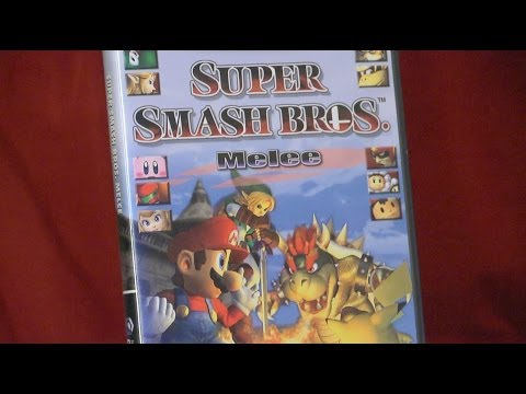 super smash bros melee gamecube ebay