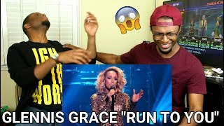 "Video Glennis Grace - sings Run To You"" by Whitney Houston (REACTION) MP3, 3GP, MP4, WEBM, AVI, FLV Juli 2018"