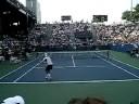 Tommy Haas vs Philip Petzschner 全米オープン 2007