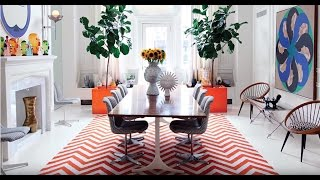 Style Tip 1 - Area Rugs