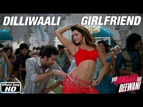 Dilliwaali Girlfriend Official Song