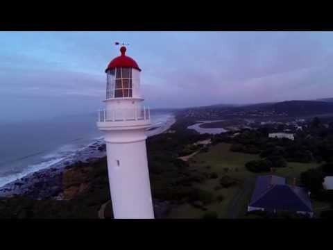 Aireys Inlet Drone Video
