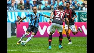 Em jogo de pouca emoção, Grêmio e Atlético-PR ficaram no 0 a 0 no jogo das 11h desta 21ª rodada. [Baixe o app do Esporte...