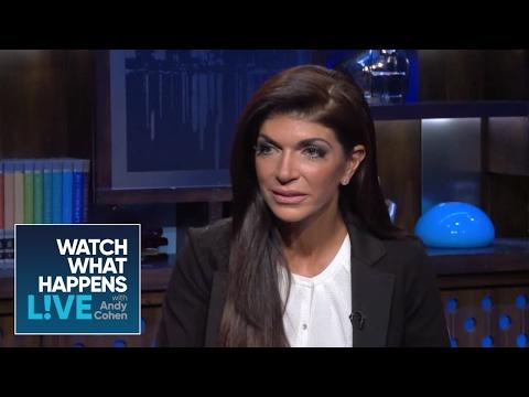 Exclusive Footage: Teresa & Joe Giudice on Prison Sentence pt.1 | WWHL