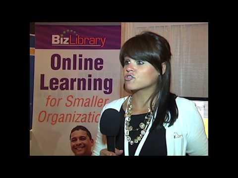 Enterprise Learning! Confrence & Expo | Testimonial BizLibrary