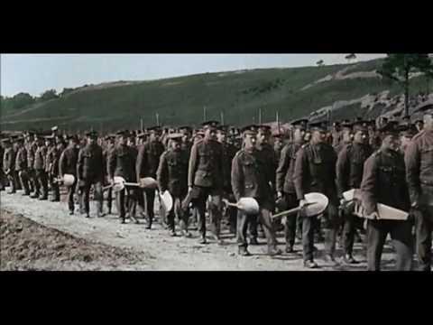 Der erste Weltkrieg: Stellungskrieg - Ypern und Eingr ...