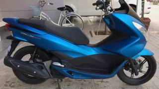 10. Brand New Honda PCX 150 with Smart Key