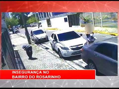 [RONDA GERAL] Insegurança no bairro do Rosarinho