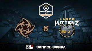 NiP vs Laser Kittenz, game 1