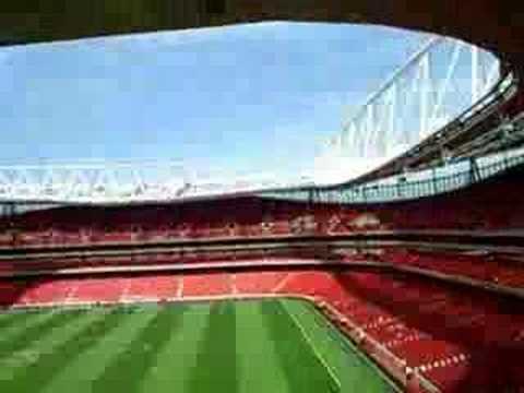 Un día en el Emirates Stadium