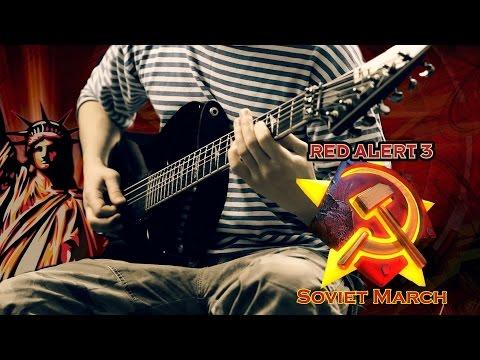 Кавер на Советский Марш из Red Alert 3