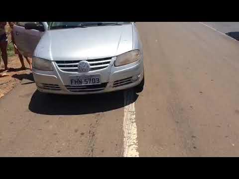 PRF recupera veículo roubado na BR-364, em Mineiros (GO)