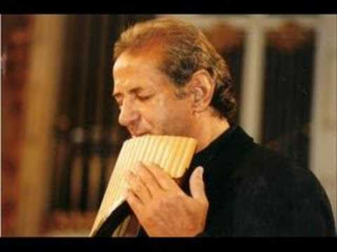Gheorghe Zamfir, the lonly shepherd...
