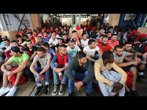 Μετανάστευση: Παρά τις διαβεβαιώσεις στήριξης από την ΕΕ, παραμένει «ιταλικό πρόβλημα»